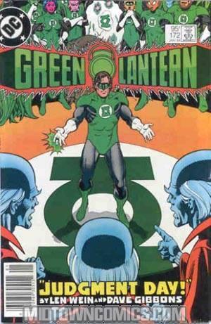 Green Lantern Vol 2 #172