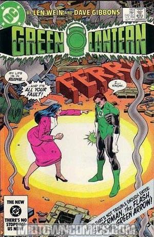 Green Lantern Vol 2 #180