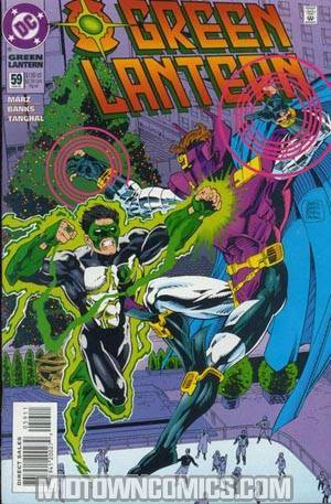 Green Lantern Vol 3 #59