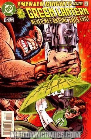 Green Lantern Vol 3 #102