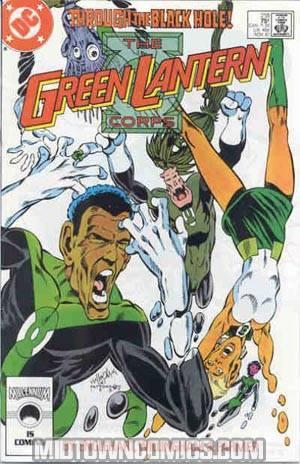 Green Lantern Corps #218