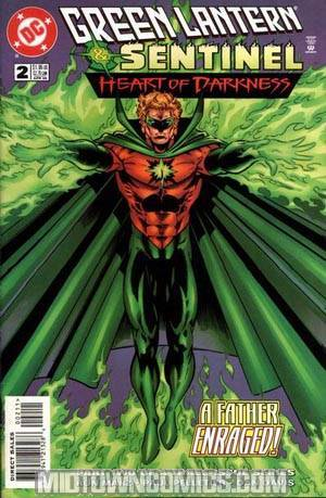 Green Lantern Sentinel Heart Of Darkness #2