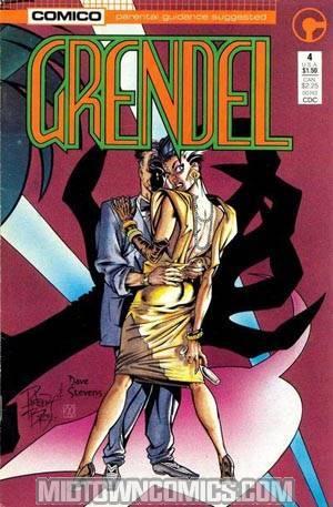 Grendel Vol 2 #4