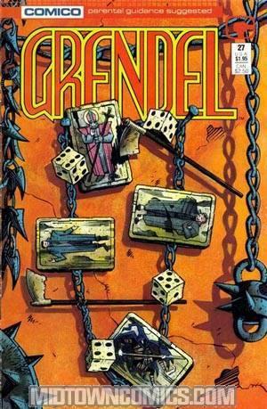 Grendel Vol 2 #27
