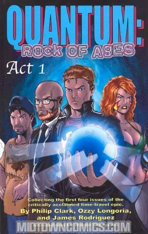 Quantum Rock Of Ages Vol 1 TP