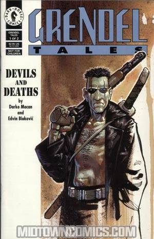 Grendel Tales Devils and Deaths #1