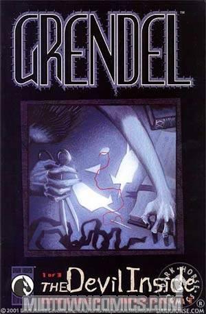 Grendel The Devil Inside #1