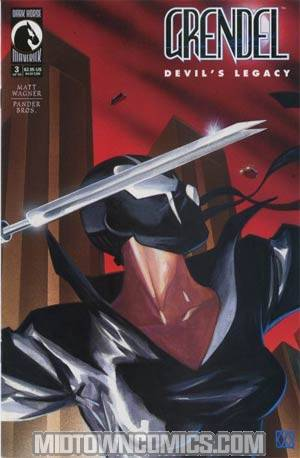 Grendel Devils Legacy #3