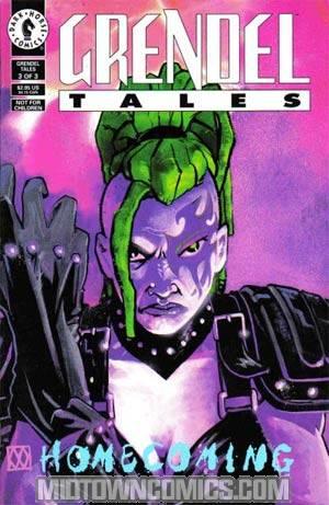 Grendel Tales Homecoming #3