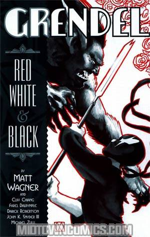 Grendel Red White & Black #4