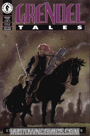 Grendel Tales Devils Choices #4