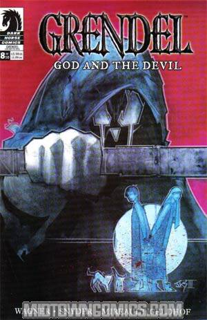 Grendel God and the Devil #8
