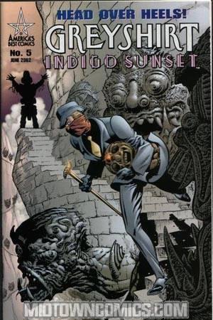 Greyshirt Indigo Sunset #5