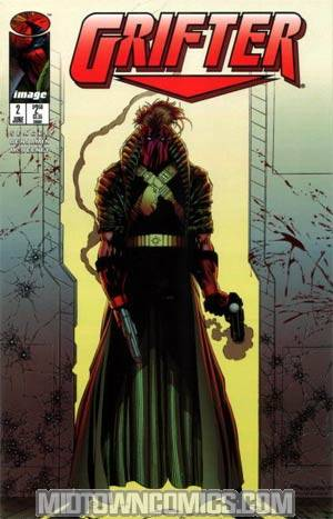 Grifter #2 Cover A Direct Edition