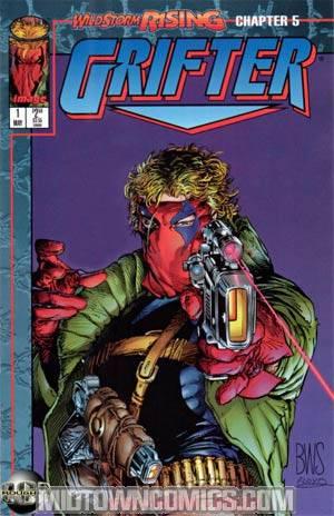 Grifter #1 Cover C Newsstand Edition