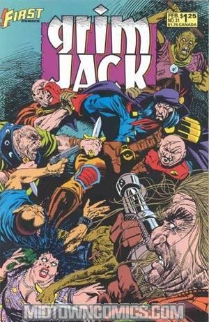 Grimjack #31