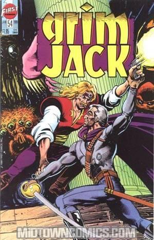 Grimjack #54