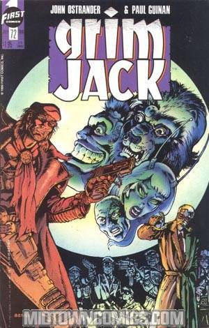 Grimjack #72