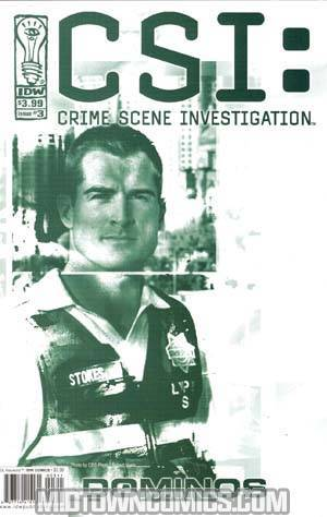 CSI Dominos #3