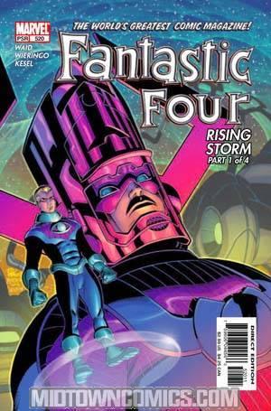 Fantastic Four Vol 3 #520