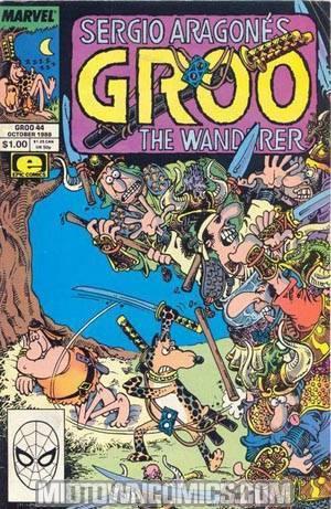Groo The Wanderer (Marvel Epic) #44