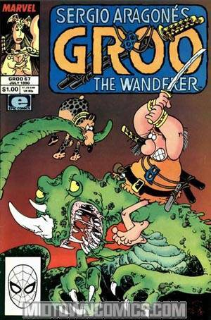 Groo The Wanderer (Marvel Epic) #67
