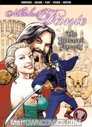 Nikolai Dante Vol 1 The Romanov Dynasty TP