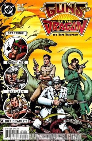 Guns Of The Dragon #1