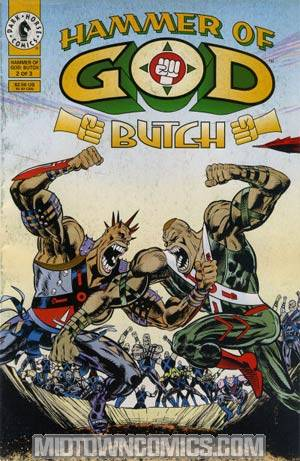 Hammer Of God Butch #2