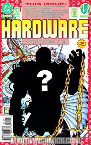 Hardware #16 Cover A Collectors Edition
