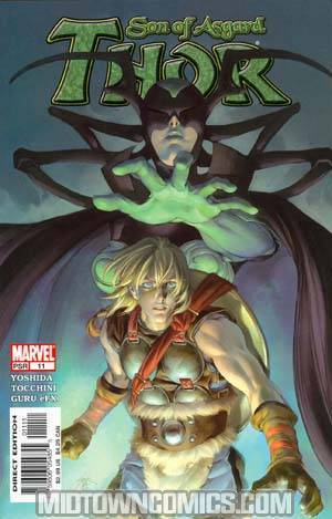 Thor Son Of Asgard #11