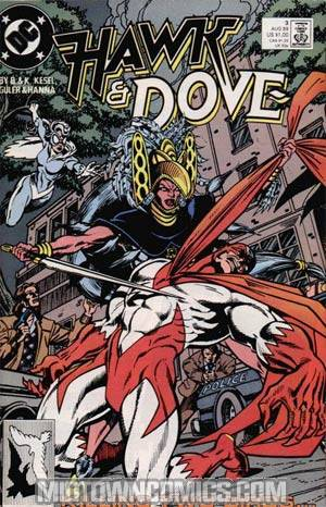 Hawk And Dove Vol 3 #3