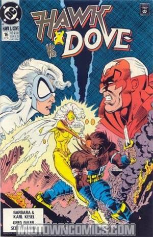 Hawk And Dove Vol 3 #16