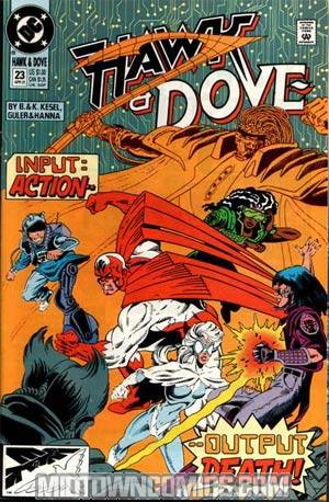 Hawk And Dove Vol 3 #23