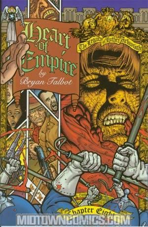 Heart Of Empire #8