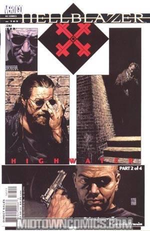 Hellblazer #165