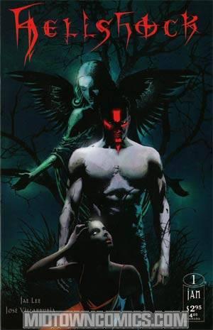Hellshock Vol 2 #1