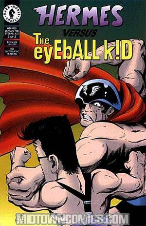 Hermes vs The Eyeball Kid #2
