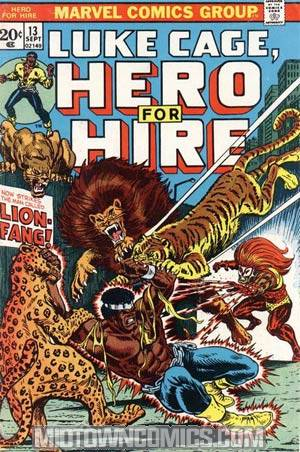 Hero For Hire #13