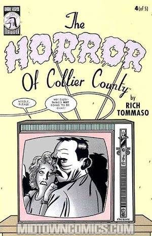 Horror Of Collier County #4