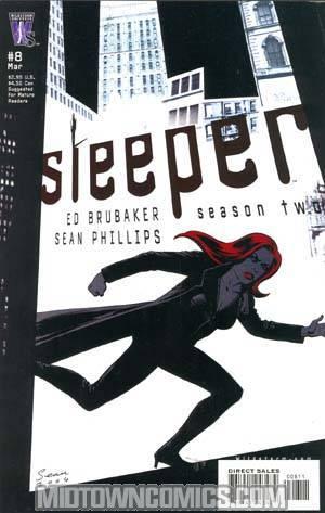 Sleeper Season 2 #8