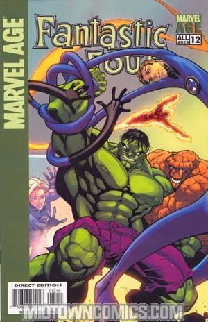 Marvel Age Fantastic Four #12