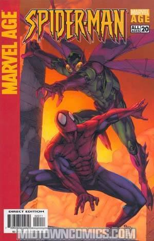 Marvel Age Spider-Man #20