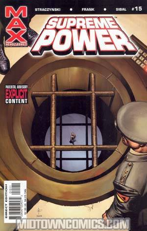 Supreme Power #15