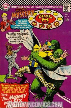 House Of Mystery #161
