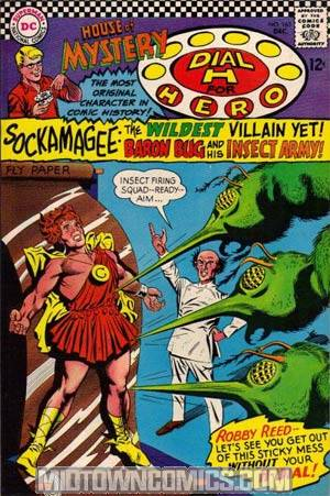House Of Mystery #163