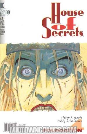 House Of Secrets Vol 2 #4