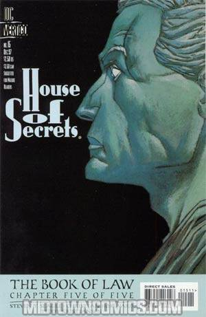 House Of Secrets Vol 2 #15