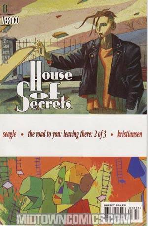 House Of Secrets Vol 2 #18