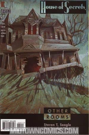House Of Secrets Vol 2 #20